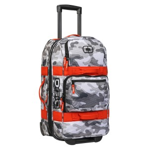 870c74cf7d624 Ogio Torba LAYOVER SNOW CAMO ORANGE (59 L)